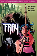 Fray : Future Slayer (03 Edition) Cover