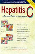 Hepatitis C 1999 Edition