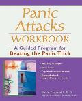 Panic Attacks Workbook: A Guided Program for Breaking the Panic Cycle
