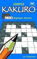 Simple Kakuro 214 Beginner Puzzles
