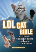 LOLcat Bible: In Teh Beginnin Ceiling Cat Maded Teh Skiez an Da Urfs N Stuffs Cover