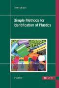 Simple Methods for Identification of Plastics 5TH Edition