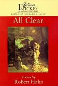 All Clear: Poems by Robert Hahn