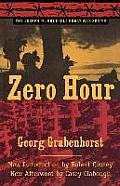 The Joseph M. Bruccoli Great War Series||||Zero Hour