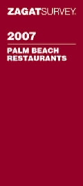 Zagat Palm Beach Restaurants Pocket Guide (Zagat Survey: Palm Beach Pocket Guide)