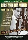 Richard Diamond, Private Detective: Homicide Made Easy