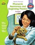 Phonemic Awareness & Beginning Phonics