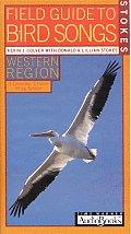 Stokes Field Guide To Bird Song Western Region
