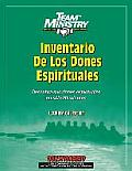 Team Ministry Spiritual Gifts Inventory, Adult Spanish Edition