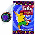 Footbag Book All the Tricks All the Tips With Hand Crocheted Footbag