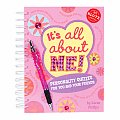 Its All about Me Personality Quizzes for You & Your Friends With Notepad & Pen