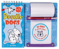 Doodle Dogs With 35 Feet of Doodle Paper & Pens Pencils