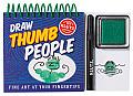 Draw Thumb People