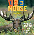 1, 2, 3 Moose (Counting Books)