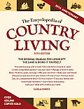 The Encyclopedia of Country Living Cover