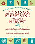 Canning and Preserving Your Own Harvest: An Encyclopedia of Country Living Guide Cover