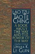 Tao Te Ching : a Book About the Way and the Power of the Way (97 Edition) Cover