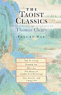 Taoist Classics Volume 1 The Collected Translations of Thomas Cleary