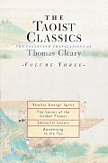 Taoist Classics Volume 3 The Collected Translations of Thomas Cleary