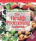 Health Promoting Cookbook Simple Guilt Free Vegetarian Recipes
