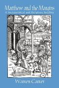 Matthew & the Margins A Sociopolitical & Religious Reading