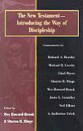 New Testament Introducing the Way of Discipleship