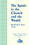 The Spirit in the Church and the World