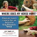 Where Does My Horse Hurt?: A Hands-On Guide to Evaluating Pain and Dysfunction Using Chiropractic Methods Cover