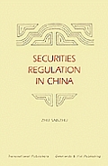 Securities Regulation in China