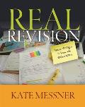 Real Revision Authors Strategies to Share with Student Writers