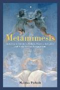 Metamimesis: Imitation in Goethe's Wilhelm Meisters Lehrjahre and Early German Romanticism (Studies in German Literature, Linguistics, and Culture)