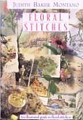 Floral Stitches An Illustrated Guide To Flor