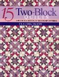15 Two-Block Quilts - Print on Demand Edition