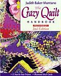 Crazy Quilt Handbook Revised 2nd Edition Revised 2nd Edition