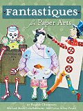 Fantastiques Whimsies 27 Posable Characters for Paper Arts Mix & Match Embellishments Add Fantasy to Any Project
