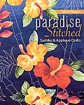 Paradise Stitched-Sashiko & Applique Quilts - Print-On-Demand Edition