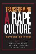 Transforming a Rape Culture Cover