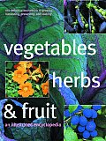 Vegetables Herbs & Fruit An Illustrated
