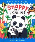 Snappy Little Families Pop Up Book
