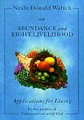 Abundance & Right Livelihood Applications for Living