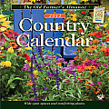 The Old Farmer's Almanac 2012 Country Calendar Cover