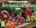 The Old Farmer's Almanac 2012 Recipe Calendar Cover