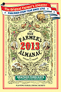 Old Farmers Almanac 2013