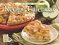 The Old Farmer's Almanac 2014 Recipe Calendar