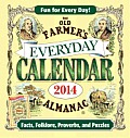 The Old Farmer's Almanac Everyday Calendar