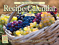 The Old Farmer's Almanac 2015 Recipe Calendar
