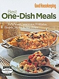 Good Housekeeping: Best One-Dish Meals: Delicious Casseroles, Frittatas, Roasts, Stews & Stir-Fries (Good Housekeeping Cookbooks)