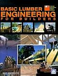 Basic Lumber Engineering for Builders with 3.5 Disk