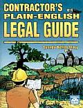 Contractor's Plain-English Legal Guide with CDROM