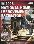National Home Improvement Estimator